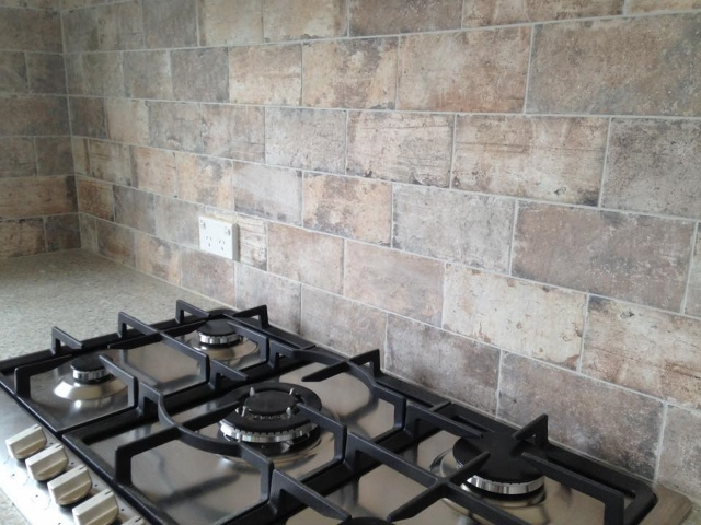 Cooktop and Tiles